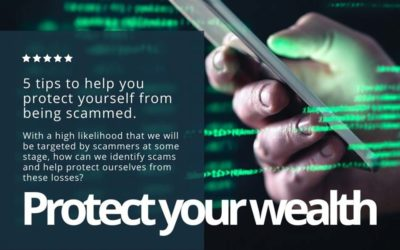 5 Tips to Protect Yourself From Being Scammed